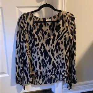 Parker silk blouse